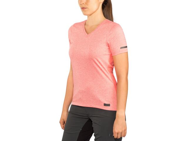 PEARL iZUMi Performance Camiseta Mujer, sugar coral